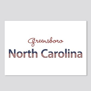 Custom North Carolina Postcards (Package of 8)