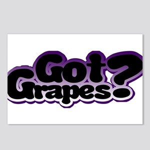 Got Grapes Postcards (Package of 8)