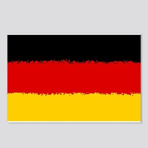 Germany in 8 bit Postcards (Package of 8)