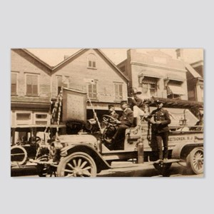 Metuchen Fire Dept photo (Package of 8)