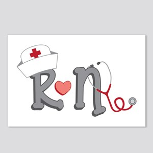 Registered Nurse Postcards (Package of 8)