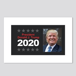 President Trump 2020 Postcards (Package of 8)