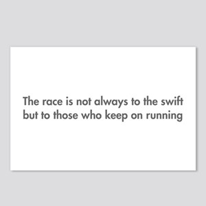 race-is-not-always-to-the-swift-fut-gray Postcards