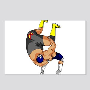 Fisherman Suplex Postcards (Package of 8)