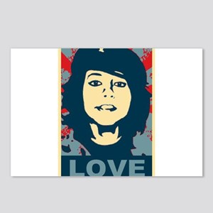 Boxxy Love Postcards (Package of 8)