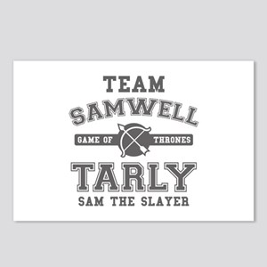 Team Samwell Tarly Postcards (Package of 8)