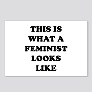 This Is What A Feminist Looks Like Postcards (Pack