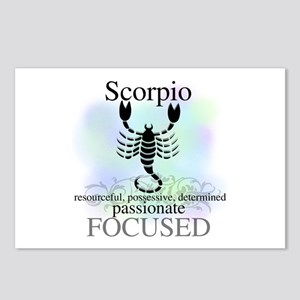Scorpio the Scorpion Postcards (Package of 8)