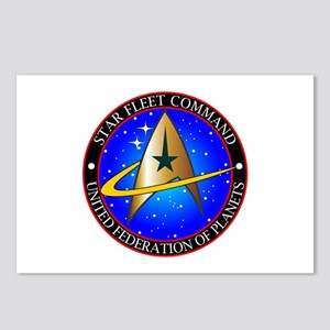 Star Fleet Command Postcards (Package of 8)