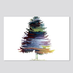 Fir Tree Postcards (Package of 8)