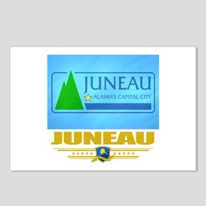 Juneau Pride Postcards (Package of 8)