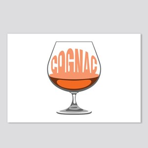 Cognac Postcards (Package of 8)