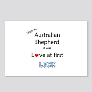 Aussie Kiss Postcards - CafePress