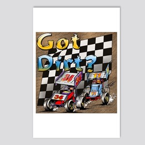 Got Dirt? Postcards (Package of 8)