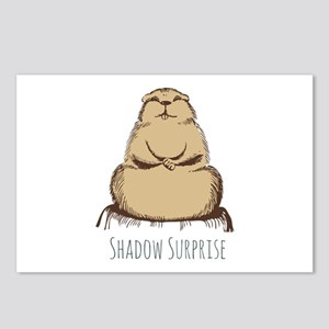 Shadow Surprise Postcards (Package of 8)