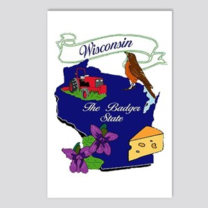 Wisconsin Postcards - CafePress