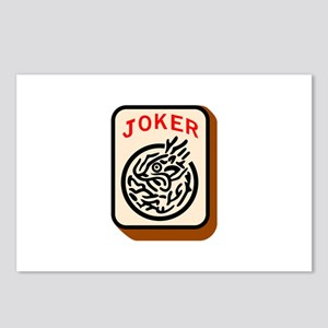 Joker Postcards (Package of 8)