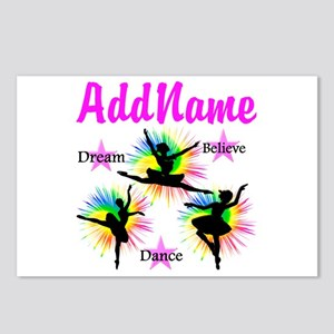 DANCER DREAMS Postcards (Package of 8)