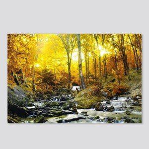 Autumn Creek Postcards (Package of 8)