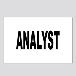 Analyst Postcards (Package of 8)