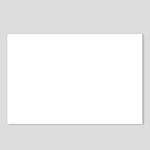 Hangover Movie Wolfpack Postcards - CafePress