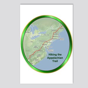 Appalachian Trail Postcards - CafePress
