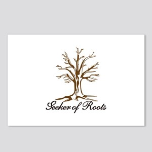Seeker of Roots Postcards (Package of 8)