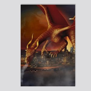 Dragon Attack Postcards (Package of 8)