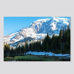 Mt. Rainier Postcards (Package of 8)