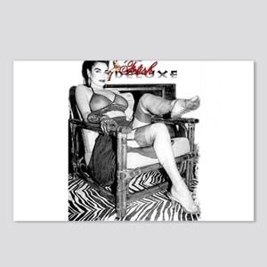 RTF Stockings Postcards (Package of 8)
