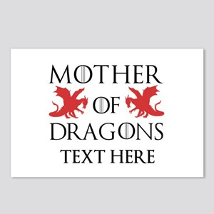 Mother of Dragons Persona Postcards (Package of 8)
