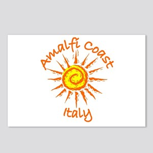 Amalfi Coast, Italy Postcards (Package of 8)