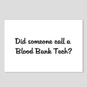 Blood Bank Tech Postcards (Package of 8)