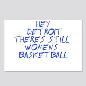 Detroit Sucks Postcards (Package of 8)