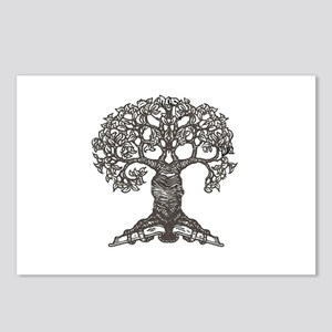 The Reading Tree Postcards (Package of 8)
