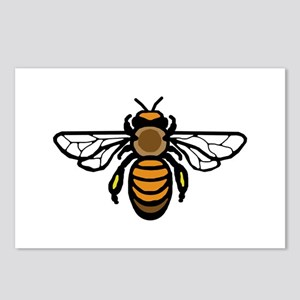 Bee Postcards (Package of 8)