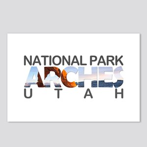 Arches - Utah Postcards (Package of 8)
