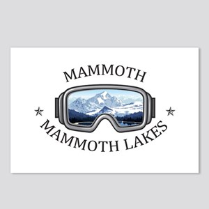 Mammoth - Mammoth Lakes Postcards (Package of 8)
