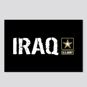 U.S. Army: Iraq (Black) Postcards (Package of 8)