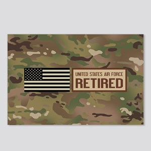 U.S. Air Force: Retired ( Postcards (Package of 8)
