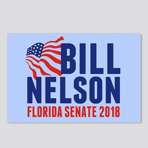 Bill Nelson 2018 Postcards (Package of 8)
