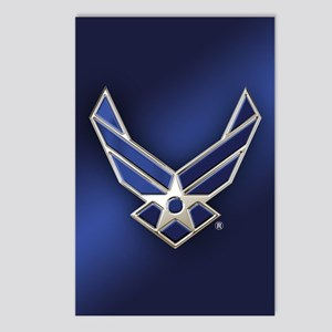 706f3625f711f U.S. Air Force Postcards - CafePress