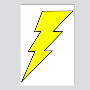 The Lightning Bolt 8 Shop Postcards (Package of 8)