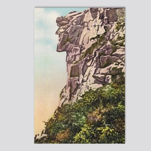 Old Man of the Mountains Postcards (Package of 8)