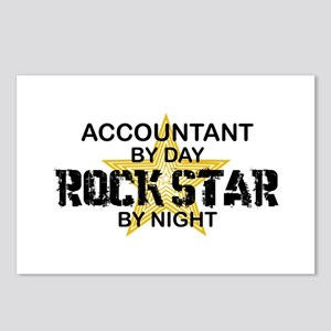 Accountant RockStar Postcards (Package of 8)