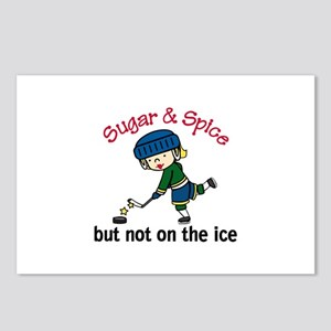 Sugar & Spice Postcards (Package of 8)