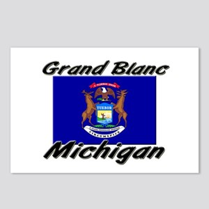 Grand Blanc Michigan Postcards (Package of 8)