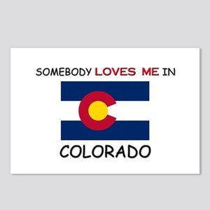 Somebody Loves Me In COLORADO Postcards (Package o