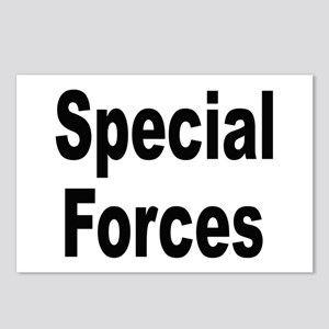 Special Forces Postcards (Package of 8)