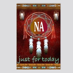 2-NA INDIAN Postcards (Package of 8)